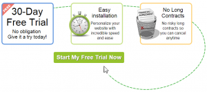 Website Personalisation Software