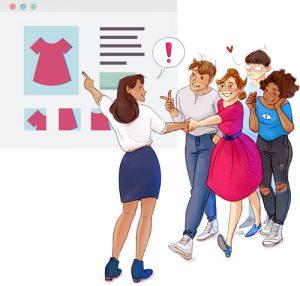 Shopcast - Friendschat