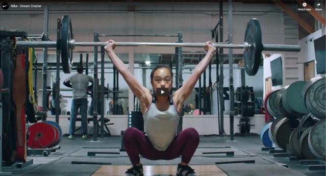 Nike social media campaign