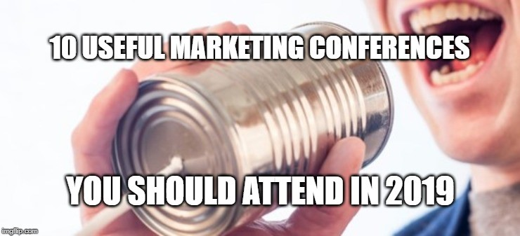 marketing conferences