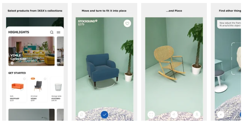 Augmented Reality - IKEA AR